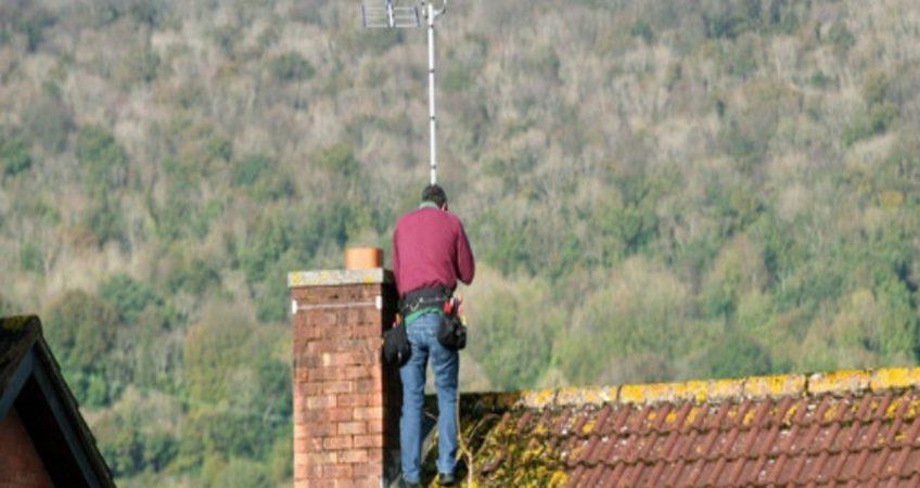 Conoce los pasos para conectar una antena