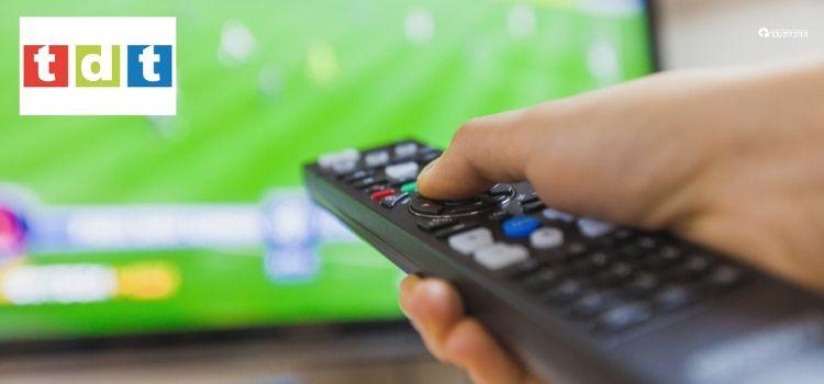 Segundo dividendo digital y los canales de la TDT